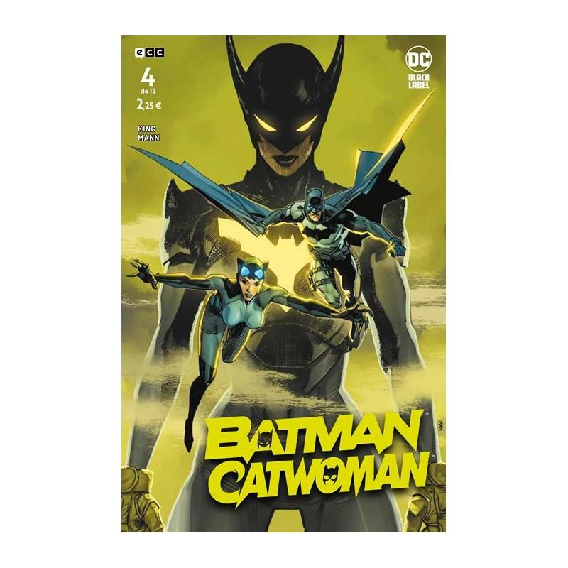 BATMAN / CATWOMAN Nº 04 (DE 12)