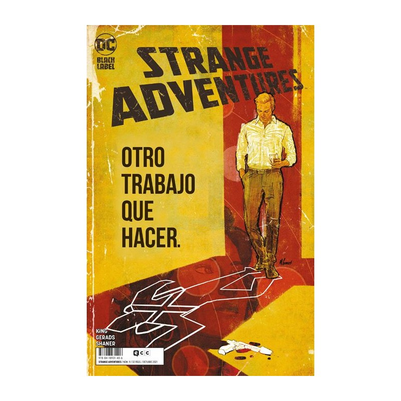 STRANGE ADVENTURES Nº 11 (DE 12)