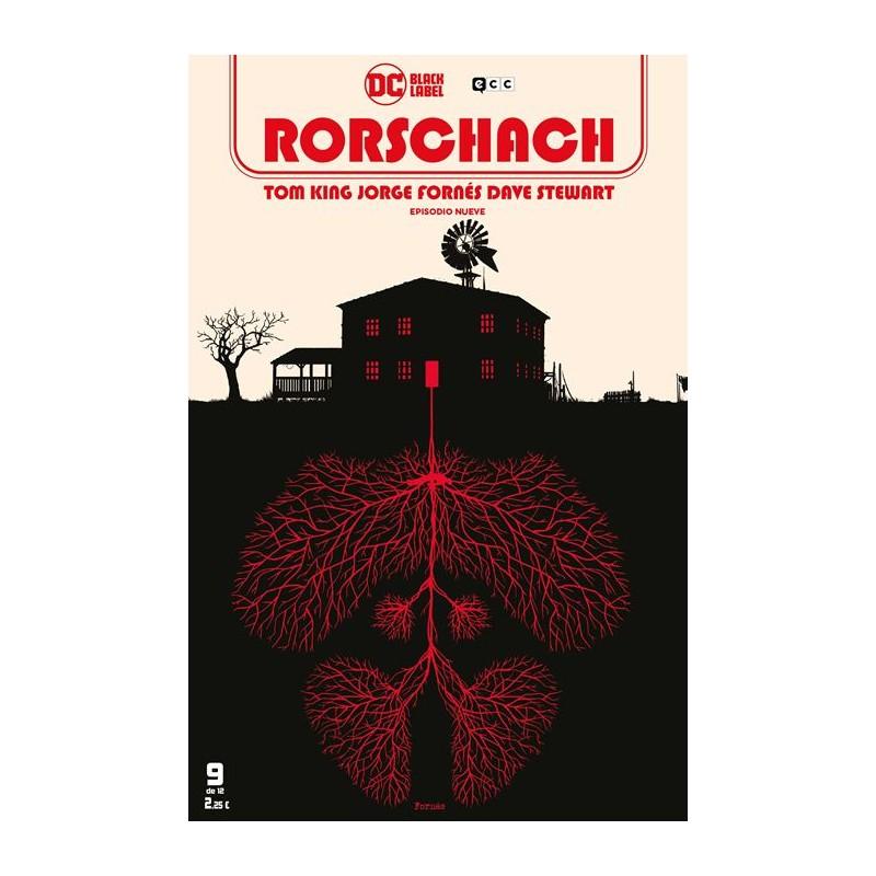 RORSCHACH Nº 09 (DE 12)
