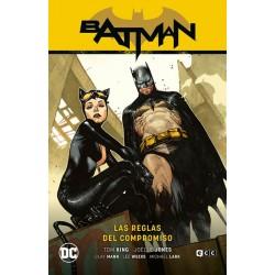 BATMAN VOL. 07: LAS REGLAS DEL COMPROMISO (BATMAN SAGA - CAMINO AL ALTAR PARTE 1)