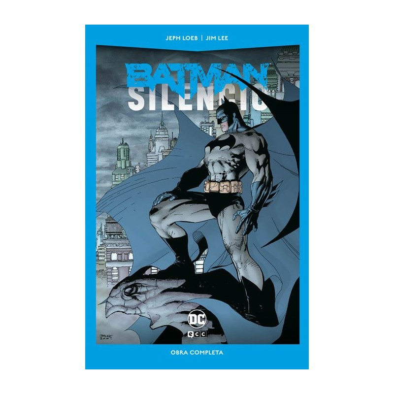 BATMAN SILENCIO DC POCKET