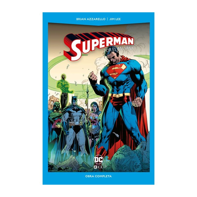SUPERMAN: POR EL MAÑANA DC POCKET