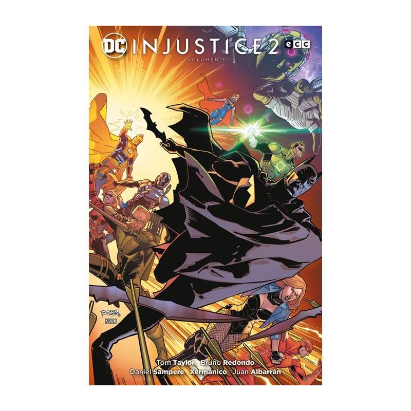 INJUSTICE 2 VOL. 03 (DE 3)