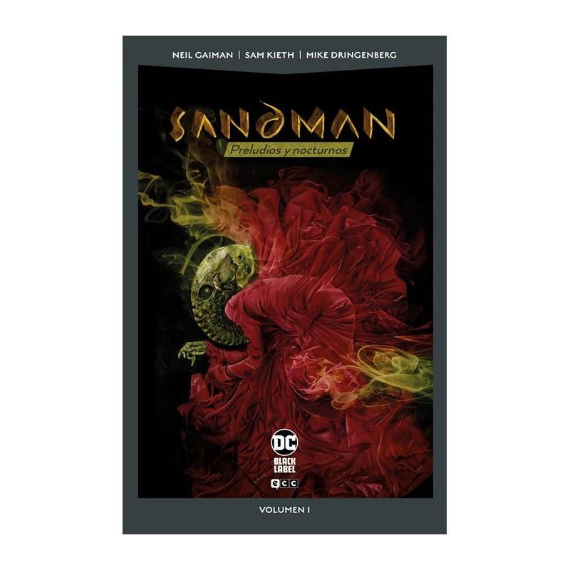 SANDMAN VOL. 01: PRELUDIOS Y NOCTURNOS (DC POCKET)