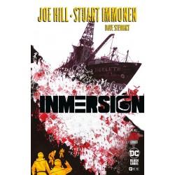 INMERSIÓN (HILL HOUSE COMICS)