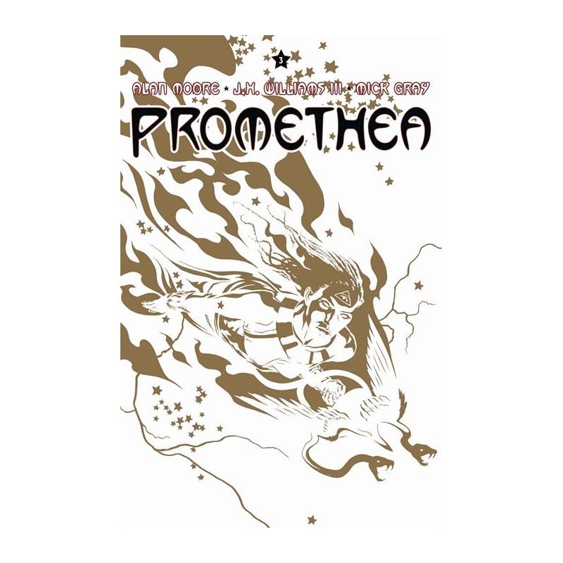 PROMETHEA (EDICIÓN DELUXE) VOL. 03 DE 3