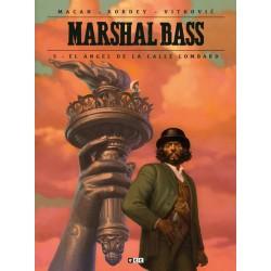 MARSHAL BASS VOL. 05: EL ÁNGEL DE LA CALLE LOMBARD