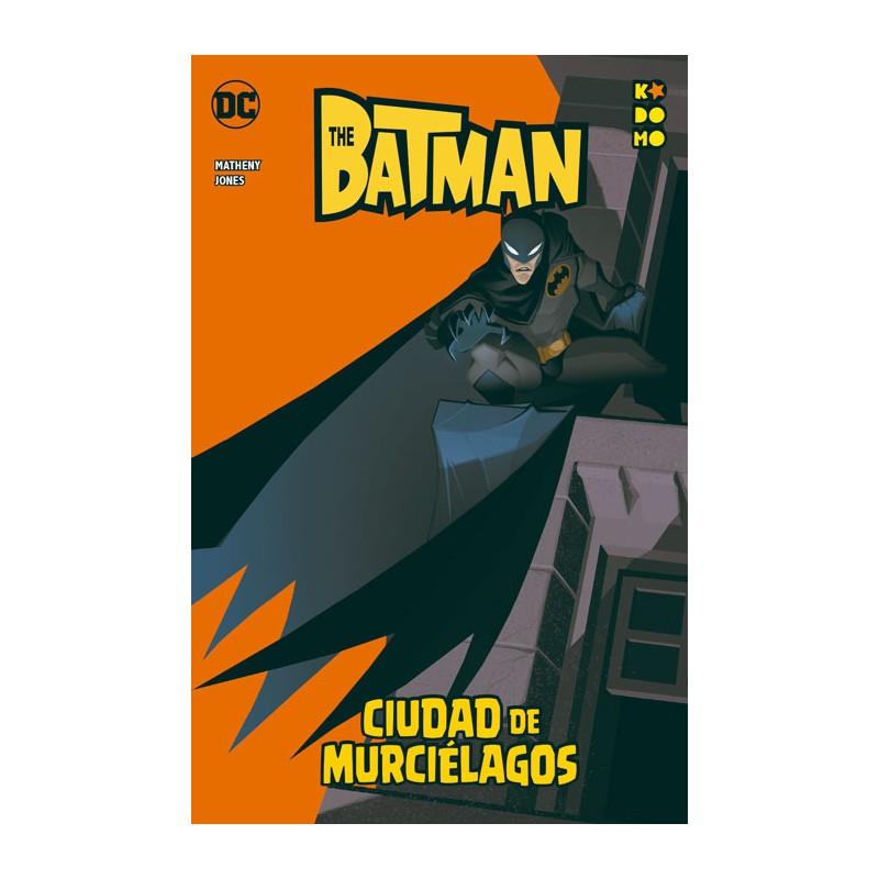 THE BATMAN: CIUDAD DE MURCIÉLAGOS