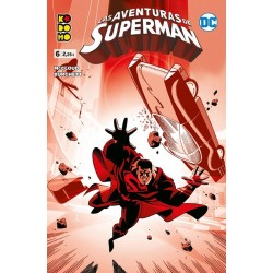 LAS AVENTURAS DE SUPERMAN Nº 06
