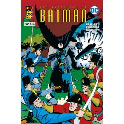 LAS AVENTURAS DE BATMAN Nº 32