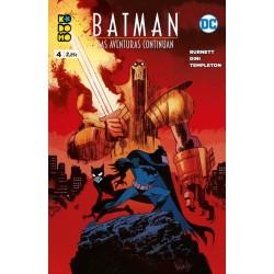 BATMAN: LAS AVENTURAS CONTINUAN Nº 04