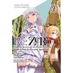 RE:ZERO Nº 02