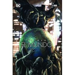 BATMAN: EL MUNDO - PORTADA LEE BERMEJO (OCASIÓN)