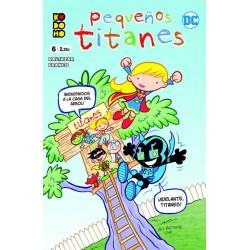 PEQUEÑOS TITANES Nº 06