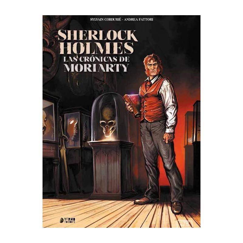 SHERLOCK HOLMES: LAS CRONICAS DE MORIARTY