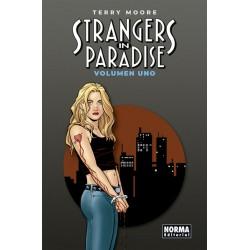 STRANGERS IN PARADISE VOL. 01 (INTEGRAL)