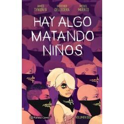 HAY ALGO MATANDO NIÑOS VOL. 02
