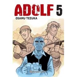 ADOLF DE OSAMU TEZUKA (EDICIÓN TANKOUBON) Nº 05