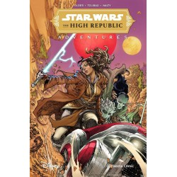 STAR WARS: THE HIGH REPUBLIC ADVENTURES Nº 01