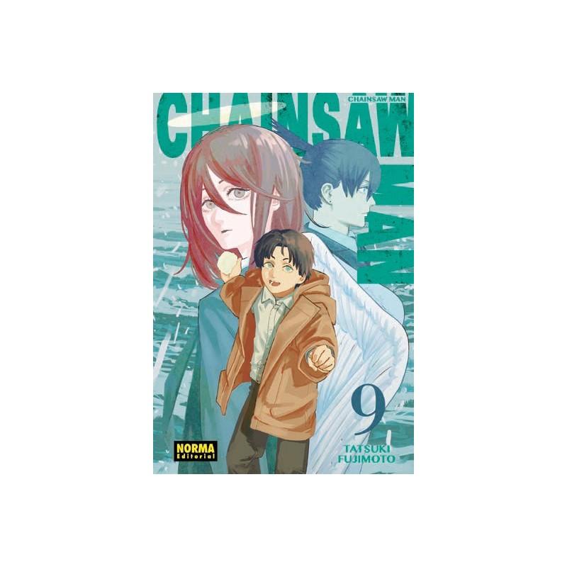 CHAINSAW MAN Nº 09