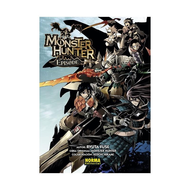 MONSTER HUNTER EPISODE 01 A 03 (PACK)