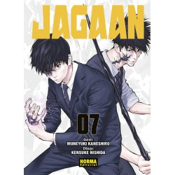 JAGAAN Nº 07