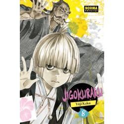 JIGOKURAKU Nº 08