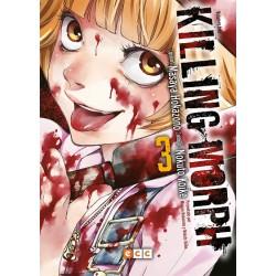 KILLING MORPH Nº 03