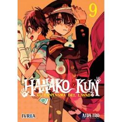 HANAKO-KUN EL FANTASMA DEL LAVABO Nº 09