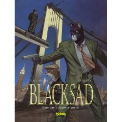 BLACKSAD VOL. 06 TODO CAE - PRIMERA PARTE