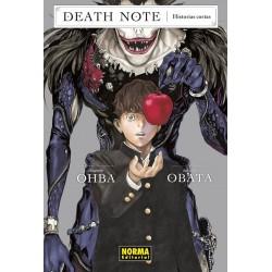 DEATH NOTE: HISTORIAS CORTAS