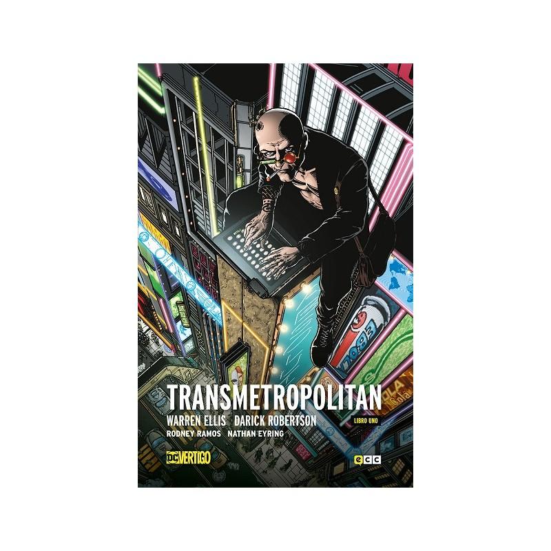 TRANSMETROPOLITAN LIBRO 01 (DE 05)