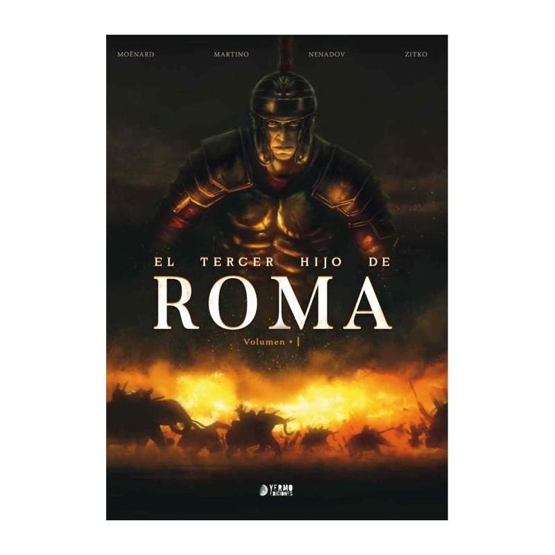 EL TERCER HIJO DE ROMA VOL. 01