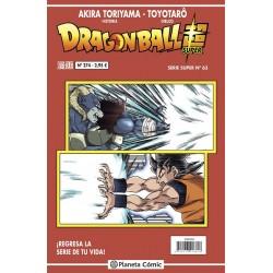 DRAGON BALL SUPER SERIE ROJA Nº 274