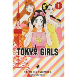 TOKYO GIRLS Nº 01 (DE 09)