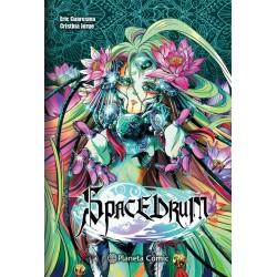 SPACEDRUM Nº 01 (DE 03)