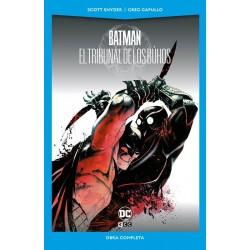 BATMAN: EL TRIBUNAL DE LOS BÚHOS (DC POCKET)