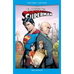 SUPERMAN: EL ORIGEN DE SUPERMAN (DC POCKET)...