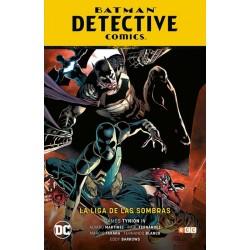 BATMAN DETECTIVE COMICS VOL. 03: LA LIGA DE LAS SOMBRAS (RENACIMIENTO)