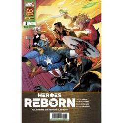 HEROES REBORN Nº 05 (DE 05)