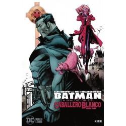 BATMAN: LA MALDICIÓN DEL CABALLERO BLANCO Nº 03 (DE 08)
