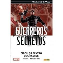 GUERREROS SECRETOS VOL. 05 CÍRCULOS DENTRO DE...