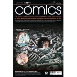 REVISTA ECC COMICS Nº 33