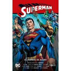SUPERMAN VOL. 01: EL HOMBRE DE ACERO (SUPERMAN...