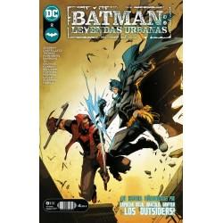 BATMAN: LEYENDAS URBANAS Nº 02