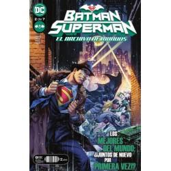 BATMAN / SUPERMAN: EL ARCHIVO DE MUNDOS Nº 02 (DE 7)