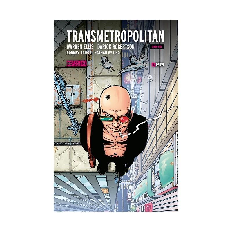 TRANSMETROPOLITAN LIBRO 02 (DE 05)