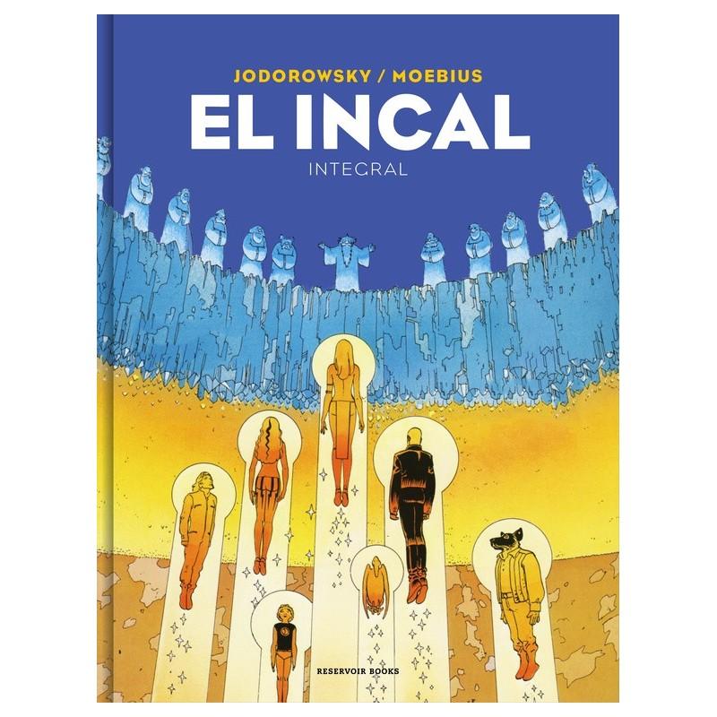 EL INCAL: EDICION INTEGRAL