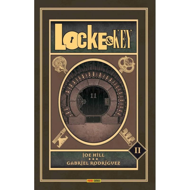 LOCKE AND KEY OMNIBUS VOL. 02