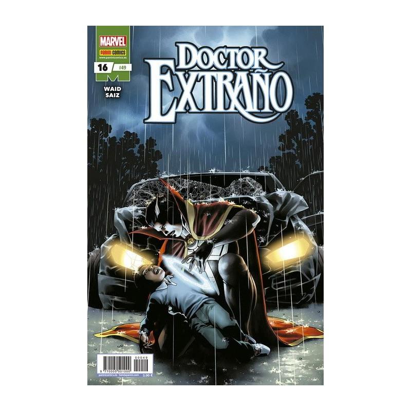 DOCTOR EXTRAÑO Nº 16 / 49